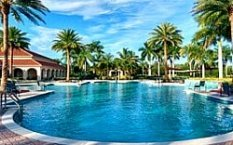 Cascades at St Lucie West pool and spa