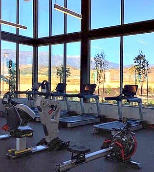 Altis 55+ community Fitness Club in Beaumont Ca