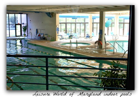 Leisure World of Md indoor pools