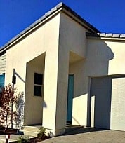 Altis 55+ community in Beaumont, Ca. model home