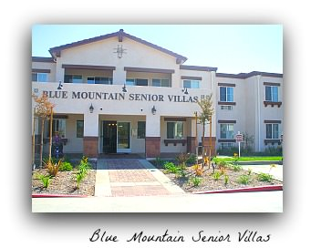 Blue Mountain Senior Villas Grand Terrace Ca.