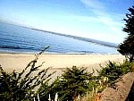 Seascape beach in Aptos Ca
