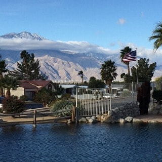 Palm Springs Ca Over 55 Communities
