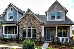 Encore at Eden Hall townhomes