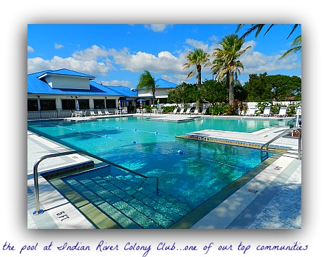 Indian River Colony Club pool