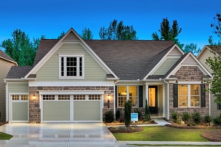 Cresswind Peachtree City Georgia model home