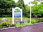 Sunken Pond Estates entry sign