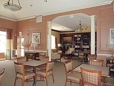 Brook view Commons clubhouse interior