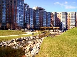The Overlook condominiums at Leisure World Md