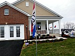 Leeland Station model home in Fredericksburg Va.
