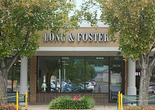 long and foster real estate in Leisure World Md shopping center