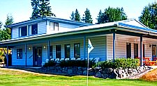 Silver Creek Meadows golf and clubhouse
