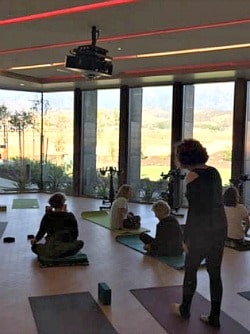 Altis Flow Studio for yoga and meditation