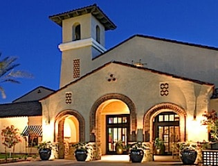 Sun City Festival by Del Webb recreation center