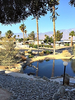 Caliente Springs Resort scenic view