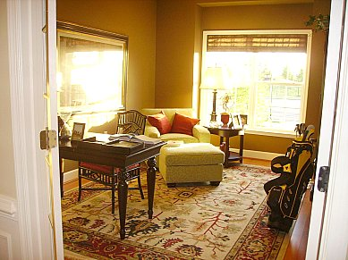 den with french doors