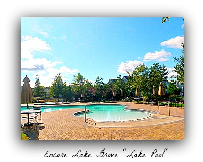 Encore Lake Grove pool