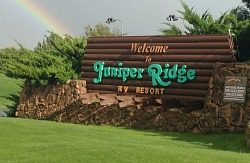 Juniper Ridge retirement community in Show Low