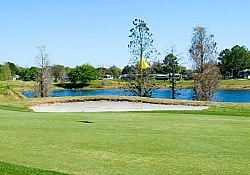 Lakes of Leesburg golf and lake