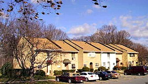 Leisure World co-op townhouse
