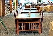 library amenity for seniors