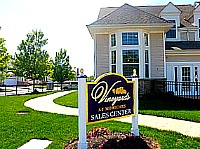 Vineyards at Moriches model homes