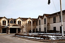 The Medford Hamlet assisted living facility on Long Island, NY