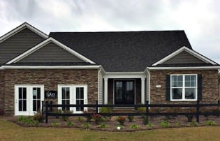 The Lakes at Myrtle Beach model home