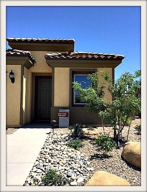 Rancho Mirage by Del Webb Solitude Model Home in the Classic Series