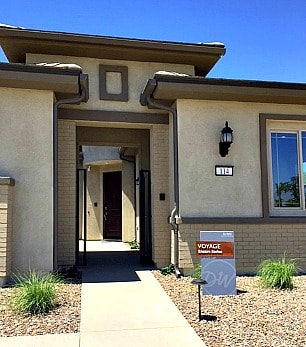Rancho Mirage by Del Webb Voyage model home in the Encore Series