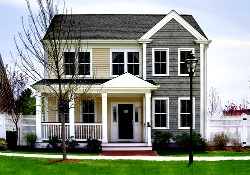 Red Mill model home