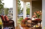Red Mill model home porch