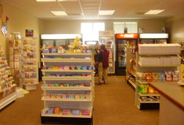 store inside Riderwood community
