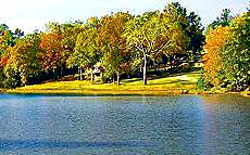 The Ridge at Chukker Creek Community pond