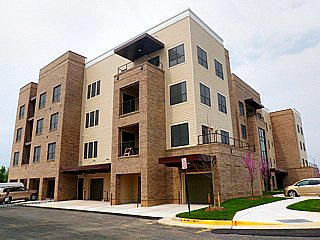 Spring Hill Villas condo building