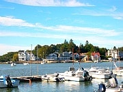 Harbor in Branford Ct