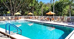 Sun Valley Tarpon Springs pool manufactured homes community for 55+