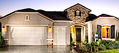 model home Four Seasons at Terra Lago Indio Ca