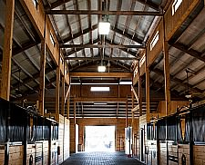 The Oaks stables