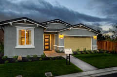 Trilogy at Rio Vista model home
