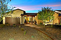 Trilogy at Wickenburg Ranch model home