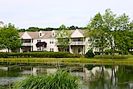 Walden Pond Apts in East Moriches, Long Island NY