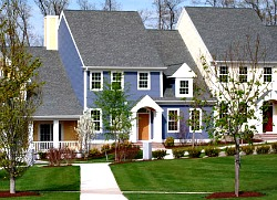 Westridge homes in Hudson, Massachusetts