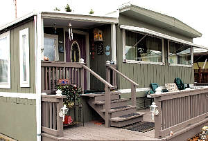 Manufactured homes washington state for Prefabricated homes seattle