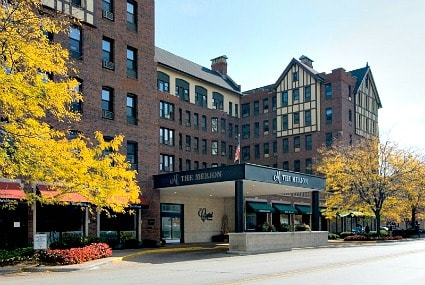 The Merion Apartments in Chicago