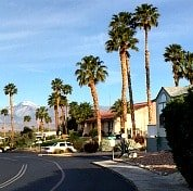 Caliente Springs manufactured homes park