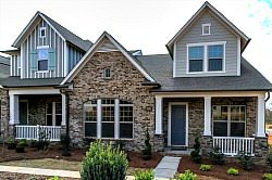 Encore at Eden Hall model home in Charlotte area for 55+