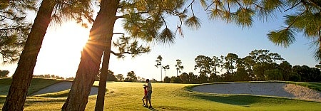 Florida pga golf community