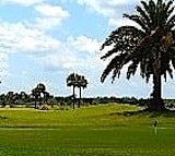 Florida retirement community golfcourse