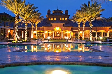 Del Webb Ponte Vedra clubhouse and spa